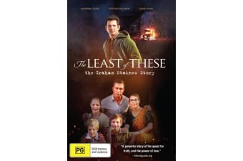 The Least of These The Graham Staines Story DVD Region 4