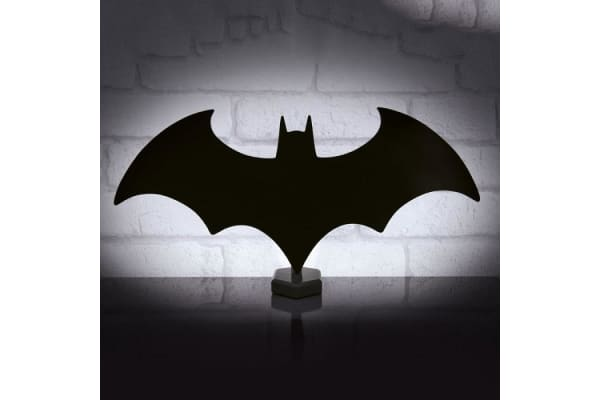Batman Logo Eclipse Light | Wall Mountable! | Official DC Comics