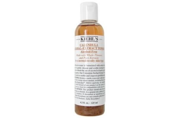 Kiehl's Calendula Herbal Extract Alcohol-Free Toner - For Normal to Oily Skin Types (125ml/4.2oz)