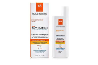 La Roche Posay Anthelios 60 Ultra Light Sunscreen Fluid (Normal/ Combination Skin) 50ml