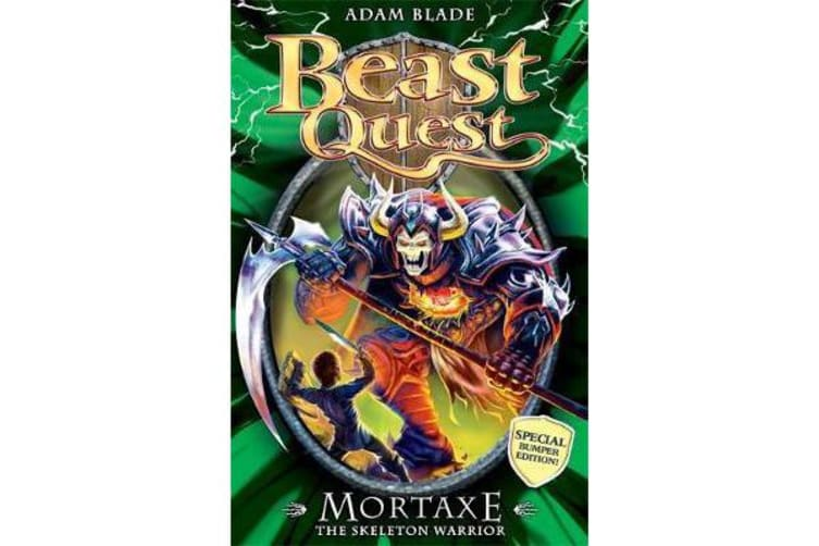 Beast Quest: Mortaxe the Skeleton Warrior - Special 6