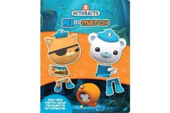 Octonauts Mix and Match