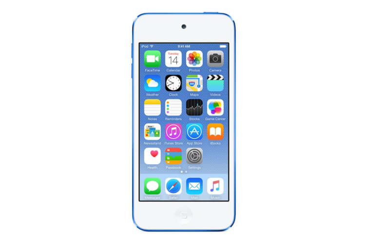 Apple iPod Touch 6th Gen A1574 (32GB, Blue)