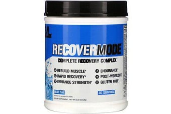 2x Recover Mode Complete Recovery Complex - Blue Raz