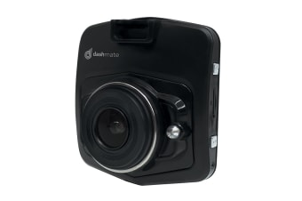 "Dashmate 720p HD Dash Camera with 2.3"" LCD Screen & Motion Detection (DSH-410)"
