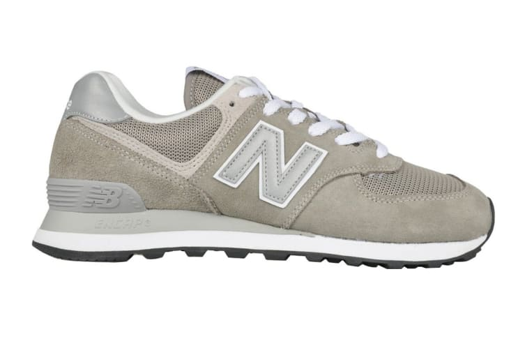New Balance Men's 574 Shoe (Grey, Size 10.5)