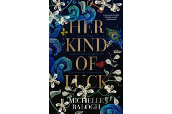 Her Kind of Luck - Violin Prodigy, A Guinness-World Record Holder, A Suspected Spy, A Grandmother