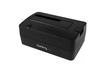STARTECH SDOCKU313 USB 3.1 Gen 2 (10Gbps) Single-bay Dock