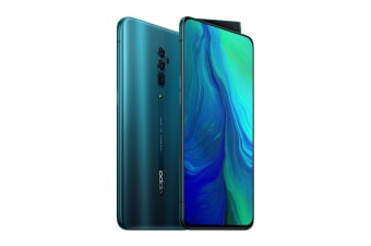 Oppo Reno 5G (256GB, Ocean Green) - AU/NZ Model
