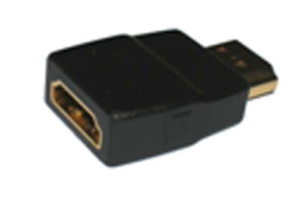 Connectland HDMI Adapter Converter Male to Female