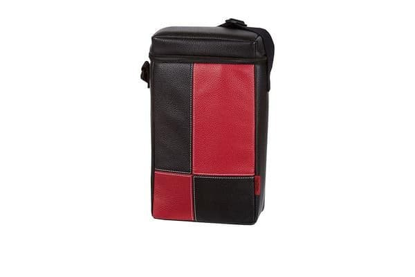 Thermos Two Bottle Wine Cooler Bag Red
