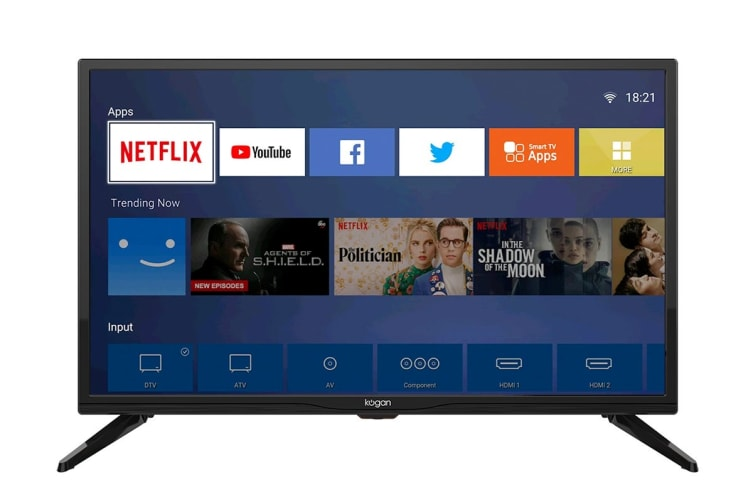 "Kogan 24"" Smart LED TV (Series 7, EH7500)"