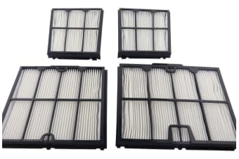 Dolphin X30/X40 Cartridge Filters Set of 4