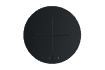 Satechi USB-C PD & QC Wireless Charger - Silver
