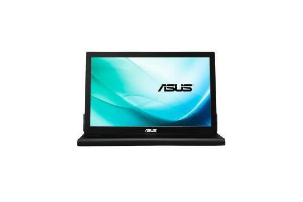 ASUS MB169B+ 15.6IN IPS-LED USB MONITOR (16:9) 1920X1080 (SINGLE USB 3.0 CABLE CONNECTION)