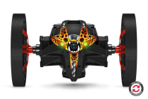 Refurbished Parrot Mini Drones Jumping SumoBlack (PF724011)