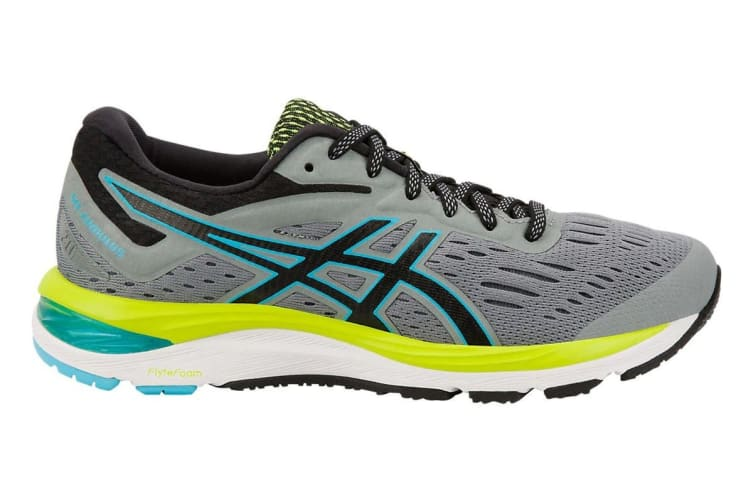 ASICS Women's Gel-Cumulus 20 Running Shoe (Stone Grey/Black, Size 6)