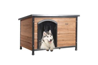Extra Large Timber Wooden Dog House L-Size