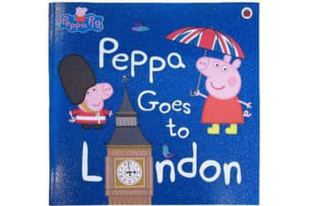 Peppa Pig - Peppa Goes to London