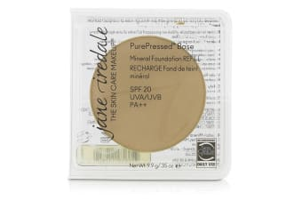 Jane Iredale PurePressed Base Mineral Foundation Refill SPF 20 - Radiant 9.9g