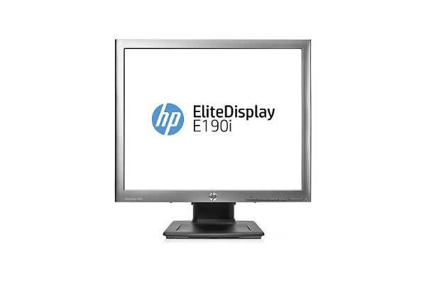 HP E190i 19IN MONITOR LED(5:4) 8MS (VGA-DVI-DP) H-ADJUST IPS (1280x1024) ELITE