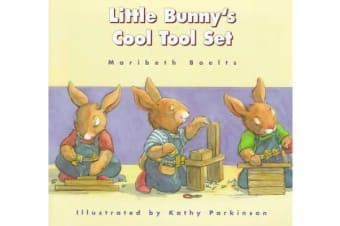 Little Bunny's Cool Tool Set