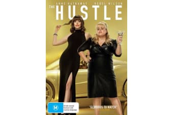 The Hustle DVD Region 4