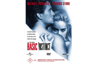 Basic Instinct DVD Region 4