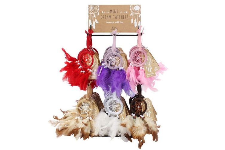 Something Different Dreamcatchers Display Stand (60 Dreamcatchers) (Multicoloured) (One Size)