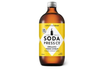 Soda Press Co Syrup 500ml - Classic Indian Tonic