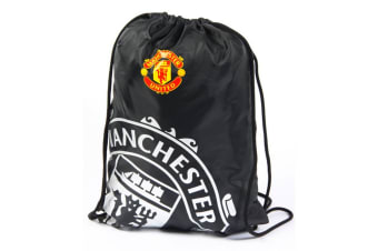 Spot On Gifts React Football Club Gym Bag (Manchester United)