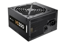 Corsair 350W VS 80+ Certified 12mm FAN  Black ATX PSU 3 Years Warranty