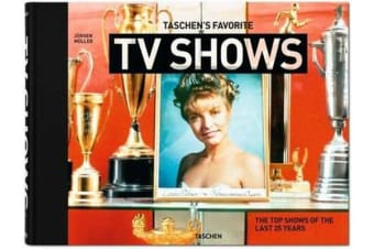 TASCHEN's favorite TV shows. The top shows of the last 25 years