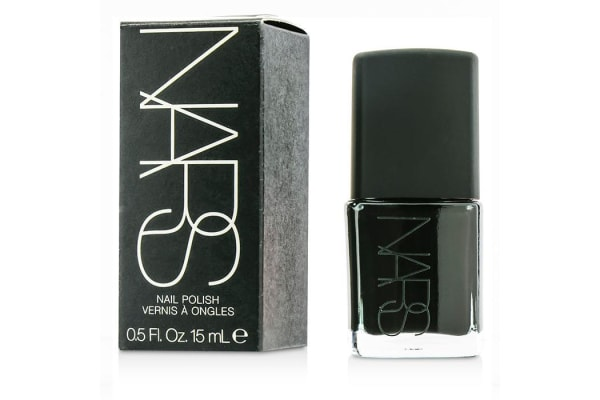 NARS Nail Polish - #Back Room (Black) (15ml/0.5oz)