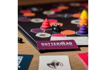 Gutterhead - The Fiendishly Filthy Party Game