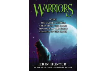 Warriors Novella Box Set - The Untold Stories, Tales from the Clans, Shadows of the Clans, Legends of the Clans