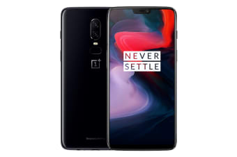 OnePlus 6 (Mirror Black)