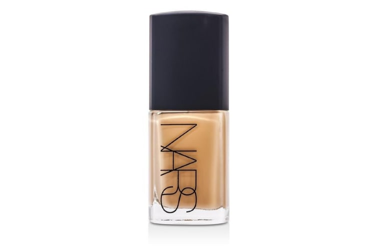 NARS Sheer Glow Foundation - Punjab (Medium 1 - Medium with Golden, Peachy Undertone) 30ml