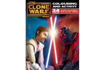 Star Wars - The Clone Wars Colouring and Activity