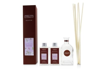 The Candle Company (Carroll & Chan) Reed Diffuser - Jasmine  Rose & Cranberry 200ml/6.76oz