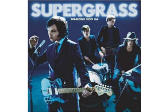 Supergrass – Diamond Hoo Ha PRE-OWNED CD: DISC EXCELLENT