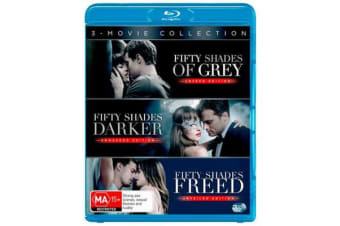 Fifty Shades of Grey / Fifty Shades Darker / Fifty Shades Freed (Blu-ray)