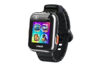 VTech Kidizoom Smartwatch DX2 (Black)