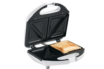 700W Electric Sandwich Maker Press Toaster/Toast Whole Square Loaf Bread Slice