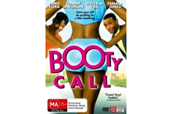 Booty Call -Comedy Rare- Aus Stock DVD PREOWNED: DISC LIKE NEW
