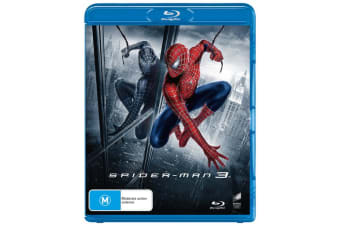 Spider Man 3 Blu-ray Region B