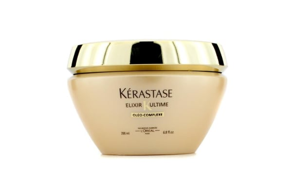 Kerastase Elixir Ultime Oleo-Complexe Beautifying Oil Masque (For All Hair Types) (200ml/6.8oz)