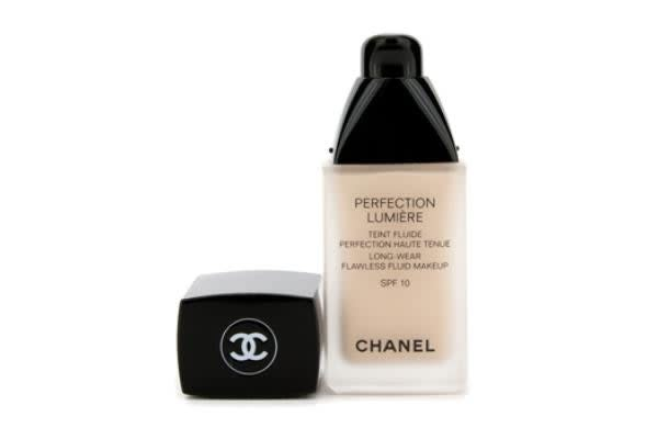Chanel Perfection Lumiere Long Wear Flawless Fluid Make Up SPF 10 - # 12 Beige Rose (30ml/1oz)