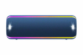 Sony Stepup Extra Bass Wireless Speaker - Blue (SRSXB32L)