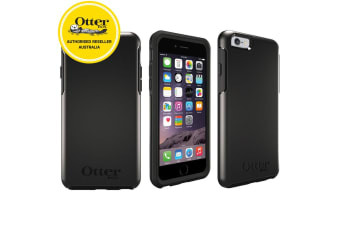 Otterbox Symmetry Heavy Duty Shock Proof Protective Case for iPhone 6/6s Black